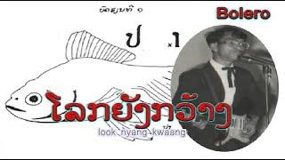 ໂລກຍັງກວ້າງ  -  ຮ້ອງໂດຍ :  ສິດນາຍໄຊ  -  Sitnaixay  (vo) ເພັງລາວ ເພງລາວ lao song