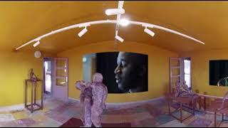 """#360RFI Création#2 Souleymane DIAMANKA """"Hommage à Ousmane Sow""""ed"""