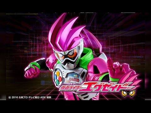 BGM Song Kamen Rider Ex-Aid Cameo In Movie Kamen Rider Ghost