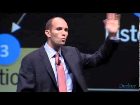 Ben Decker Speaking Clip - MDRT Keynote