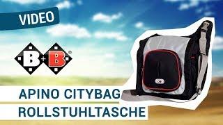 Produktvideo zu Rollstuhltasche Bischoff & Bischoff Apino Citybag