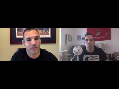 Episode 60: How to Build a Business - with US Marine Corps V