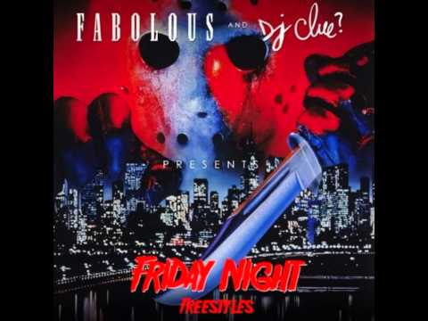 Fabolous - Been Around The World Freestyle (Friday Night Freestyles Mixtapes)