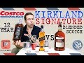 Costco Kirkland Signature 12 Year Blended Scotch Whisky Review WW 263