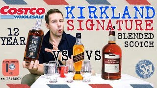 Costco Kirkland Signature 12 Year Blended Scotch Whisky Review WW 263 thumbnail