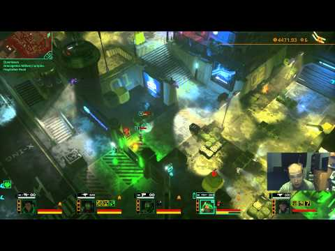 Cyberpunk Adventures in Satellite Reign! Episode 5 Hijacking the Military Base
