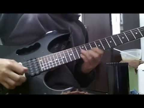 Hazama sampai mati (Cover Solo Guitar)