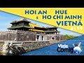 HOI AN, HUE E HO CHI MINH - VIETNÃ | VIAJE COMIGO 159 | FAMÍLIA GOLDSCHMIDT