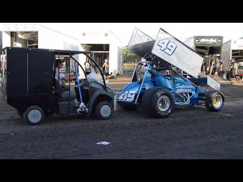 Mike Monahan: Silver Dollar Speedway