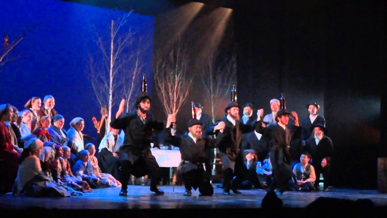Fiddler on the Roof- Bottle Dance -Steppin' Out Theatrical ...