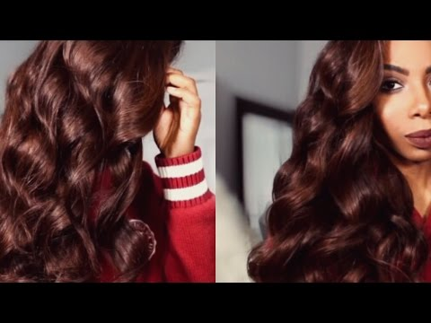 How to DYE HAIR DR30 COLOR AT HOME Bestlacewigs SW170 Lace Wig