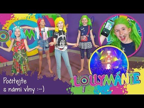 Lollymánie S02E26 - Počítejte s námi vlny🌊