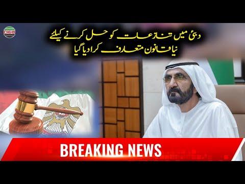 New Law In Dubai | Gulf News | UAE News | Dubai Visa Updates | UAE Flights