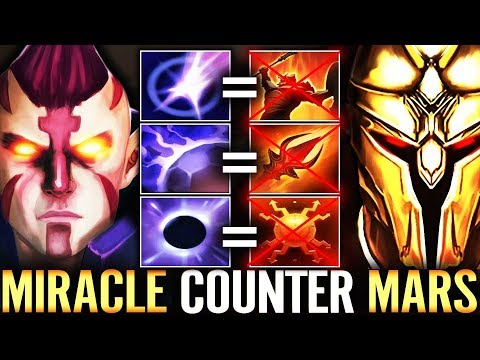 COUNTER MARS IS REVEALED - Miracle Anti-Mage Hard Carry New hero Dota 2 thumbnail