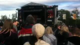 Skindred- Game Over-Download festival 2012