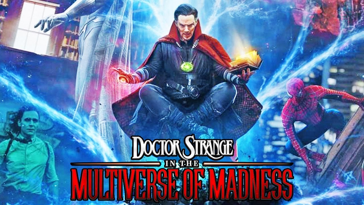 Download Dr Strange Multiverse of Madness TRAILER NEWS, Spider-Man 2nd Trailer & Agatha Harkness Spinoff