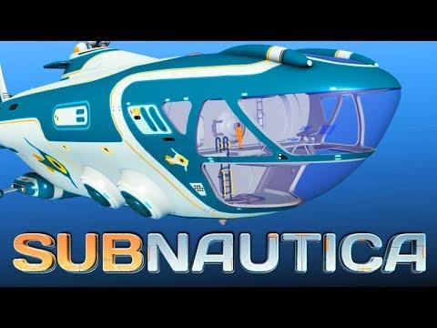 NEW ATLAS UPDATES! Submarine Model For Subnautica! [NOT MOD]