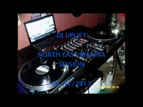Dj Uplift North East Makina Session 03/12/2013