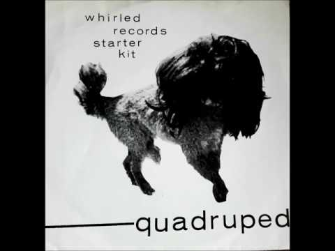 Whirled Records Starter KitQuadruped  7inch