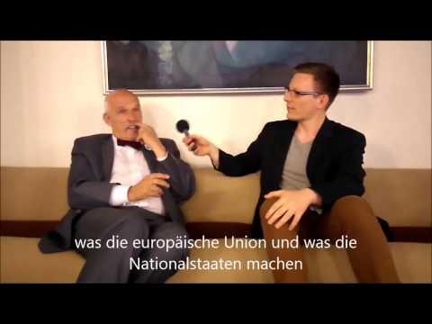 Interview mit Janusz Korwin Mikke
