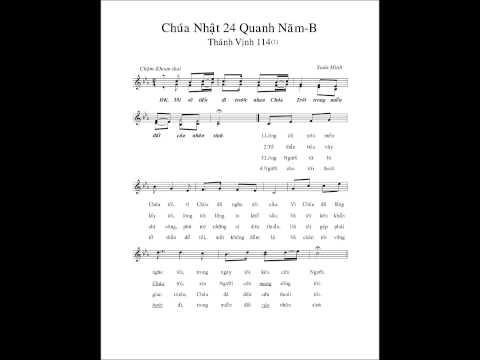 Thanh Vinh 114 1 Xuan Minh  Be chinh