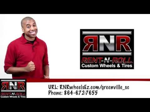 Rent Tires Greenville SC