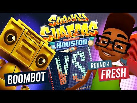 Subway Surfers Versus | Boombot VS Fresh | Houston - Round 4 | SYBO TV
