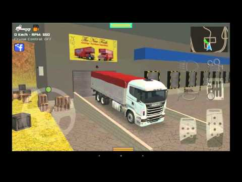 Grand Truck Simulator - #1 HD Android Gameplay - Bonus Truck Games - Full HD Video (1080p)