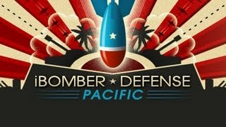 CGRundertow iBOMBER DEFENSE PACIFIC for iPhone Video Game Review