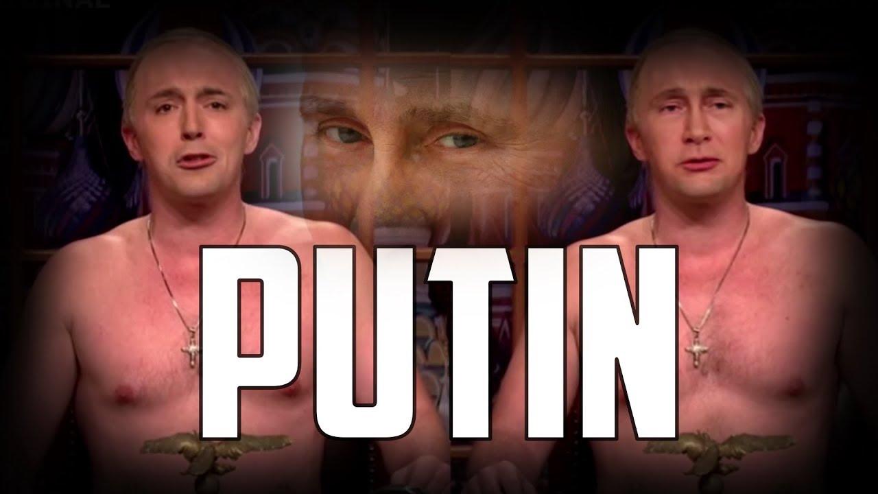 Putin | Face Replacement