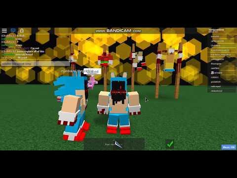 Roblox Sonic Rp Part 2 Sonic Exe Doovi