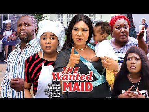 Download The Wanted Maid 7&8 - (Trending New Movie Full HD)Uju Okoli 2021 Latest Nigerian New Nollywood Movie