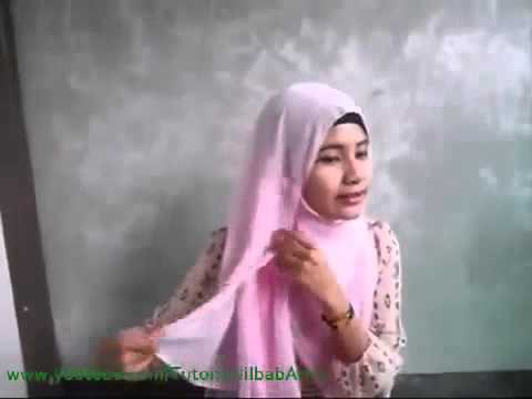 Youtube Hijab Tutorial Jilbab Paris