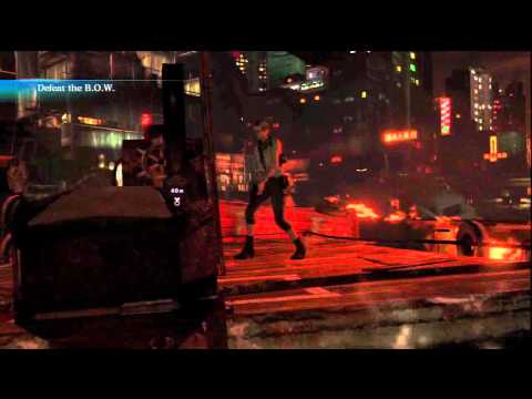 download Resident Evil 6 - Jake Chapter 4, Defeat B.O.W Ubistvo, Boat QTEs, Harber HD Gameplay PS3