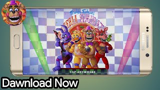 Five Nights at Freddy's 6 Pizzeria Simulator Android Download || FNAF 6