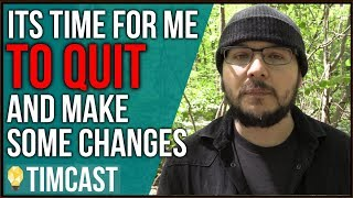I Need To Quit, Channel Announcement And Changes Coming