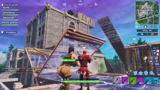 Fortnite New Season With Default skin | HD | KRB