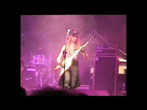 JULIAN COPE Live @ FREQUENZE DISTURBATE - AUG. 5TH, 2005 - WORLD SHUT YOUR MOUTH