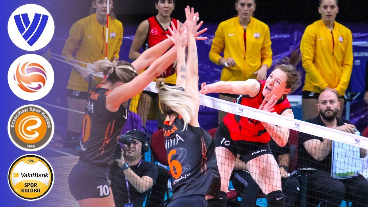 Eczacibasi VitrA Istanbul vs. VakifBank Istanbul | Women's Volleyball Club World Championship16