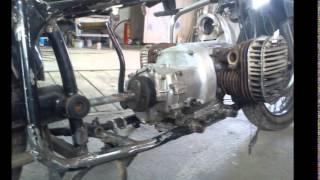 (Урал,Днепр) К-750 Переделка под круйзер, ни одной запчасти от импортного мотоцикла!!!(, 2014-04-13T17:13:05.000Z)