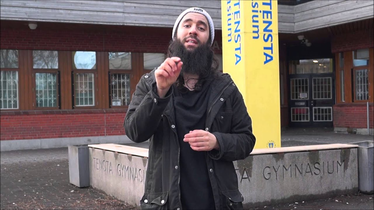 Stoppa mobbningen i skolorna | Moosa Assal