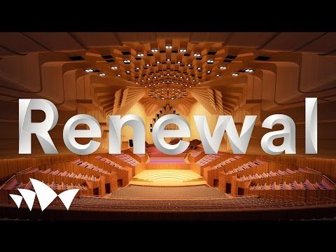 Renewal: Designs for the Opera House's future - 3D Walkthrough
