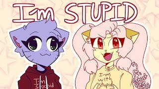 I39m Stupid Ft Ghostfacenikol - Animation
