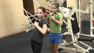 видео: Упражнения с подвижной опорой