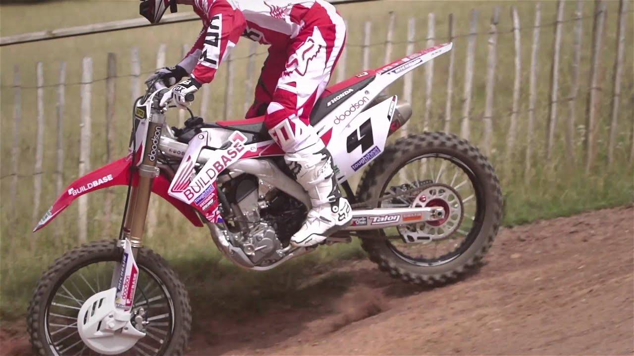 2015 Off Road Motocross CRF250R CRF450R Buildbase Honda Special Editions