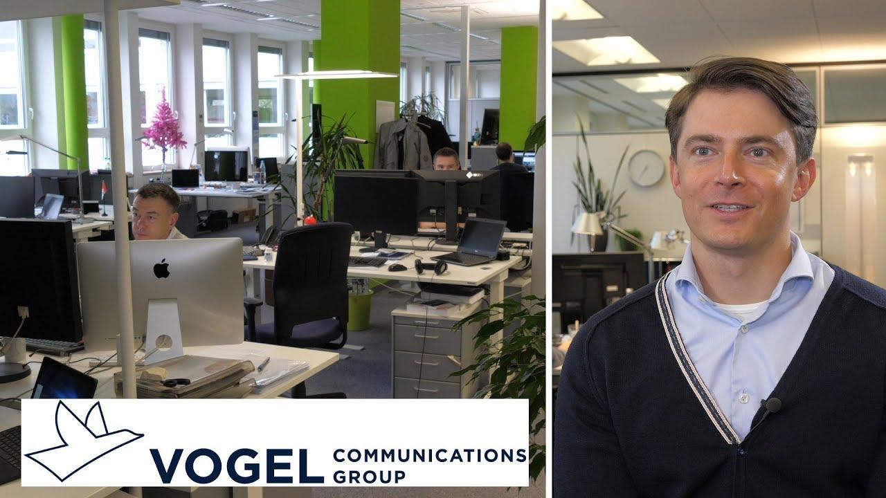 Vogel im Wandel: Ein Verlag wird Kommunikations-Haus