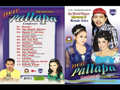 New Pallapa - Ojo Njaluk Pegat - Brodin & Vivi  Rosalita [ Official ]