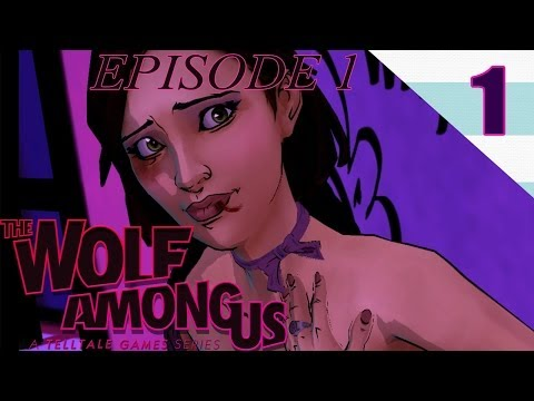 Ribbon Choker - The Wolf Among Us: Episode 1 Faith - Part 1 - Commentary