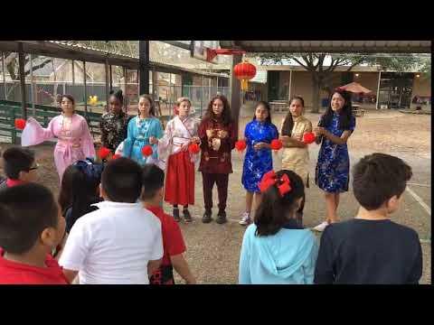 2018 Chinese New Year Celebration_Garden Oaks Montessori School