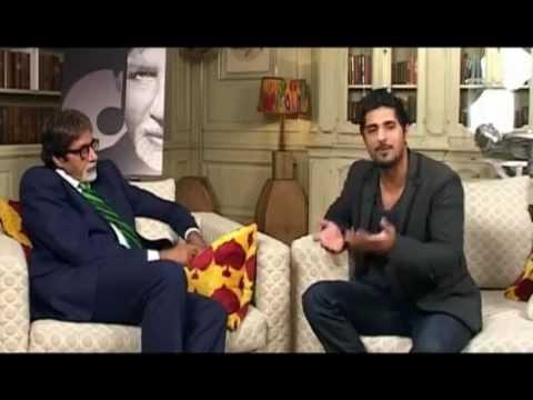 Asad Shan Meets Amitabh Bachchan